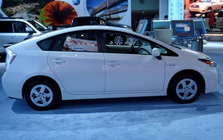 Most fuel efficient hybrid cars